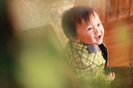 群馬 バースデーフォト 1歳